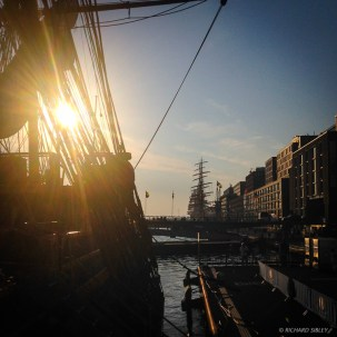 Good morning Amsterdam - The Swedish Ship Gotheborg