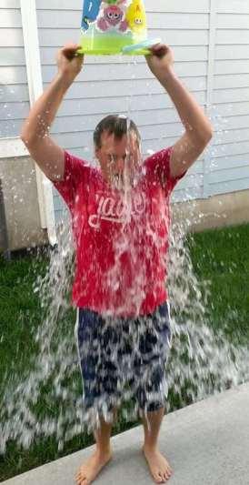Ice Bucket Challenge Jon Ward
