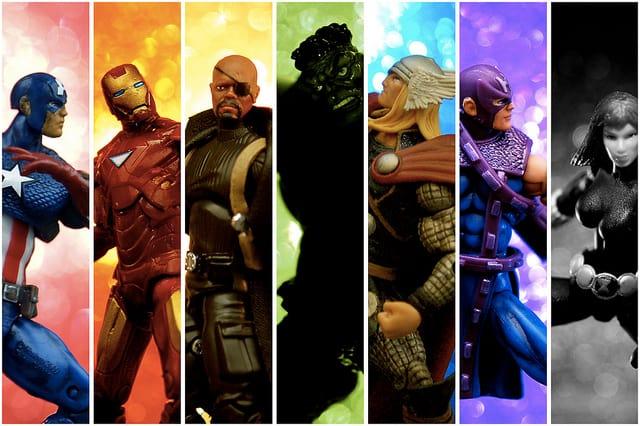 Avengers. How SEO and social media are ilke superheroes.