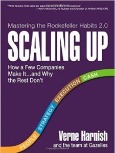 Seafoam's best business books list book, Scaling Up