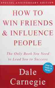 Seafoam Media's Summer Reading List book, How to win friends and influence people
