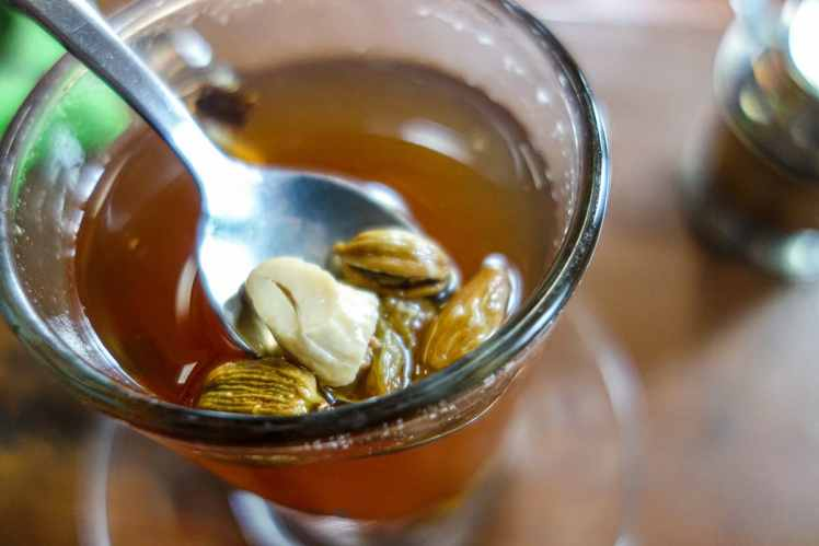 Kashmiri Kawa 喀什米爾番紅花茶