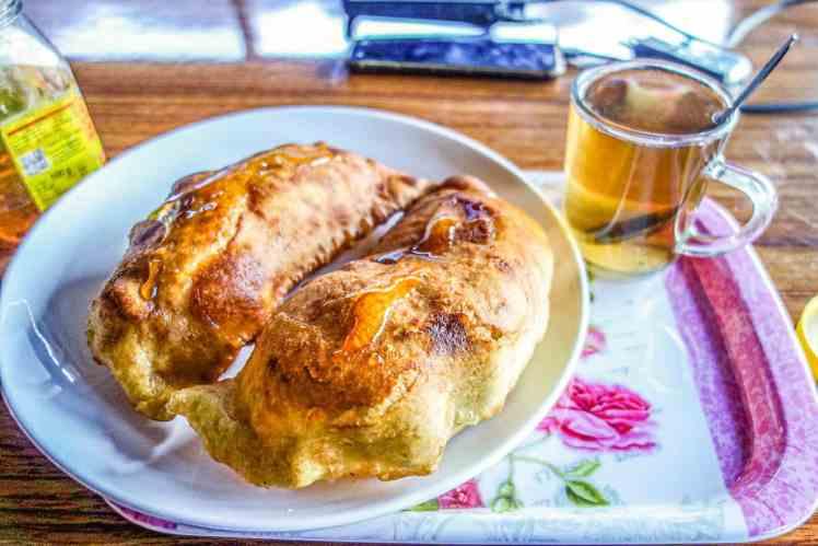 Gurung Bread 尼泊爾麵包