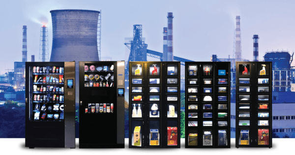 With Seaga's Industrial vending system managers will increase their productivity levels by providing point-of-use access to tools and equipment