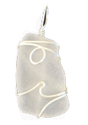 White sea glass wave wire (1)