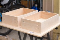 Unfinished Drawer Boxes