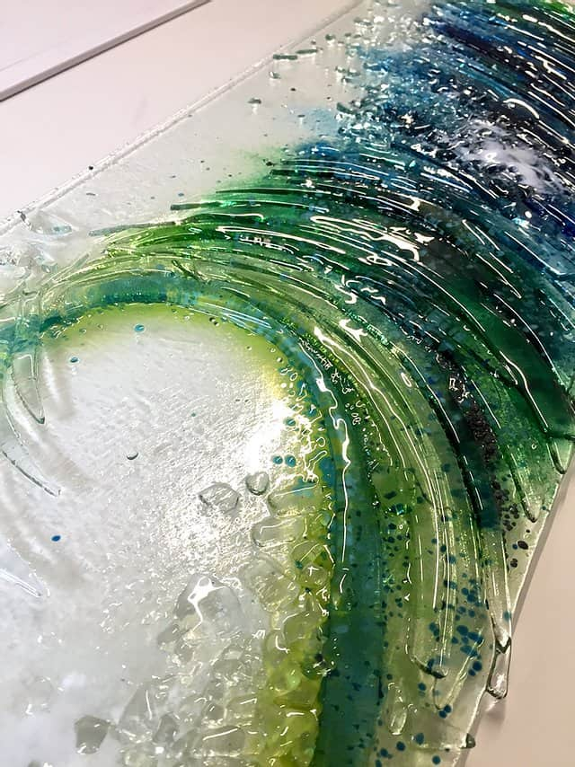 Rolling Wave - Large