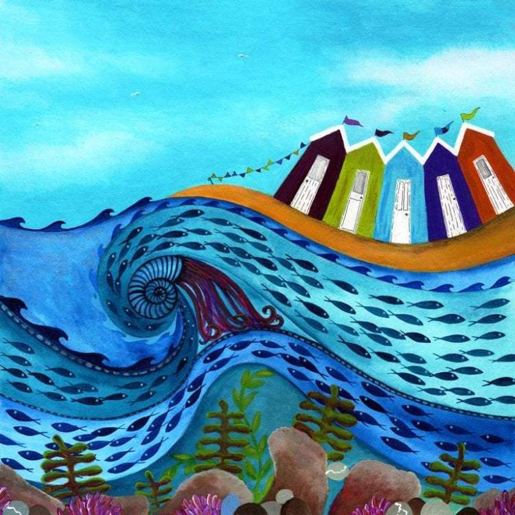 THE TURNING TIDE - Limited Edition Print
