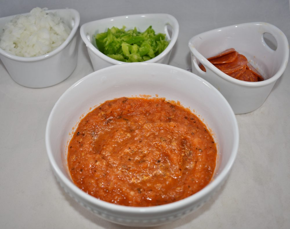 Bold and Flavorful Pizza Sauce