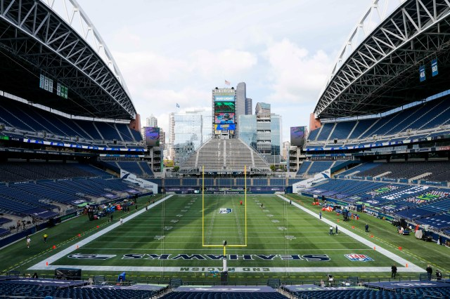 Welcome to Lumen Field: Seattle Seahawks' CenturyLink gets new name