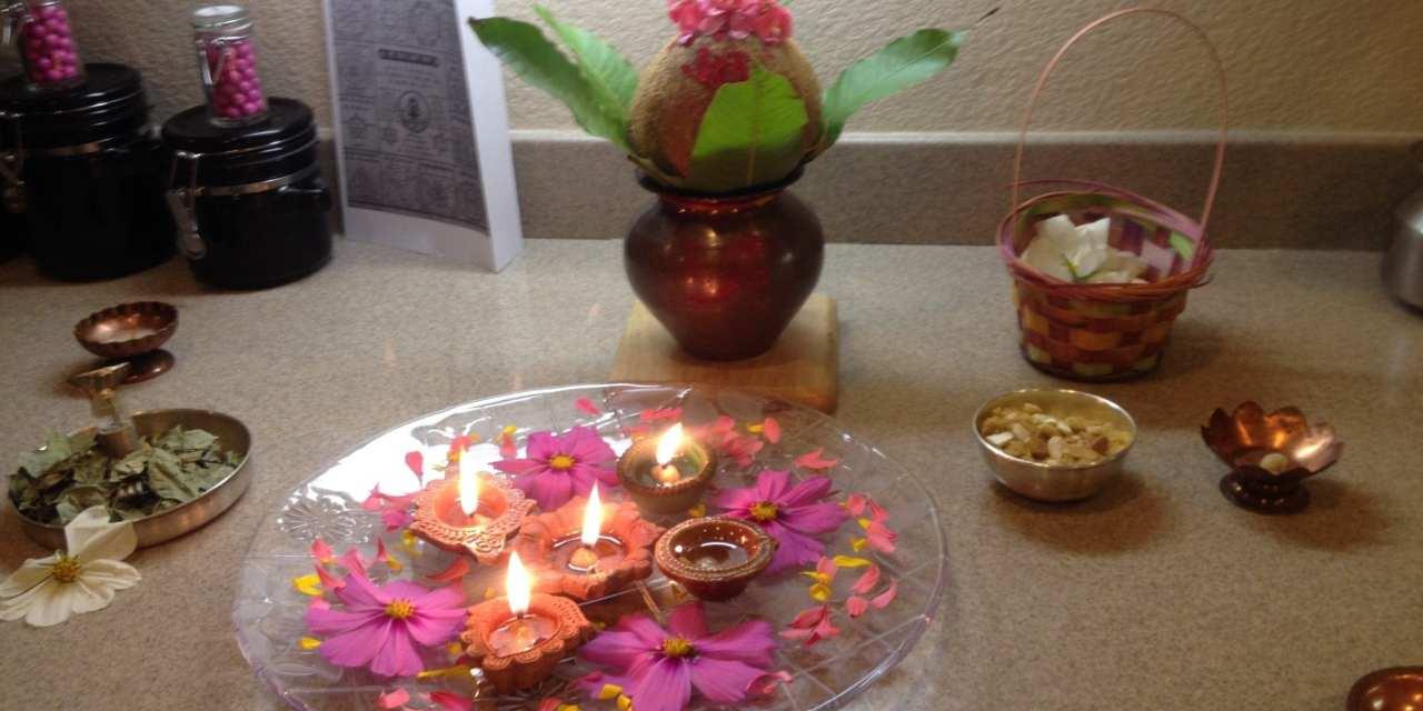 Namaste Dost: Celebrating Diwali