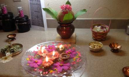 Namaste Dost: Celebrating Diwali