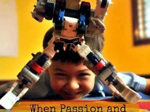 When Passion and Delight Inspire Learning