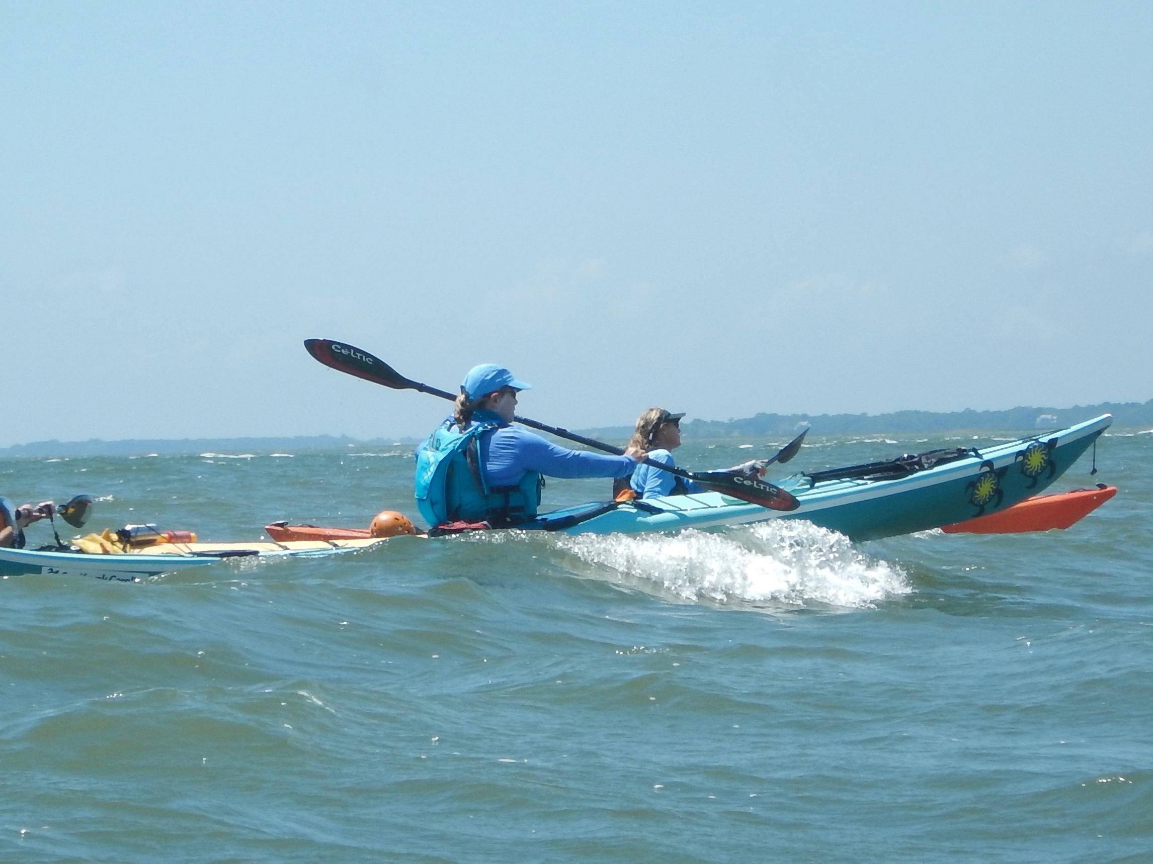 Adventure Tours – Sea Kayak Carolina