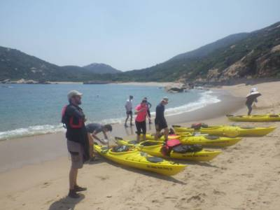 sea kayak hong kong tour