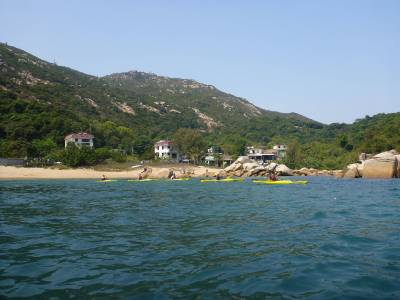 sea kayak hong kong lamma island tour