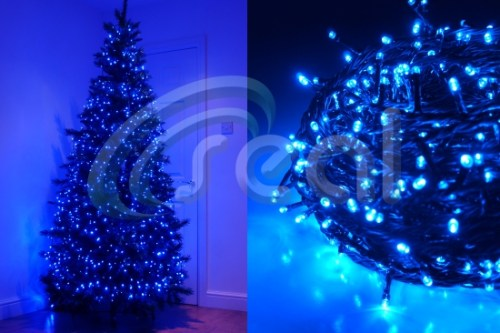 LED Christmas Lights – Blue