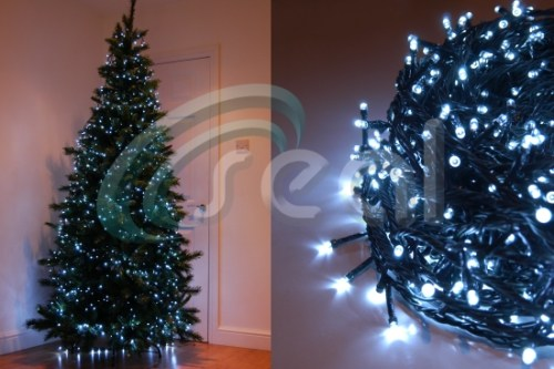 LED Christmas Lights – White