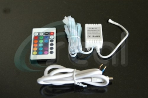 RGB Control Unit & Remote