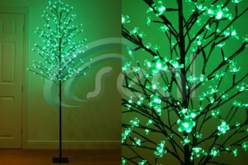 LED Blossom Tree – Green