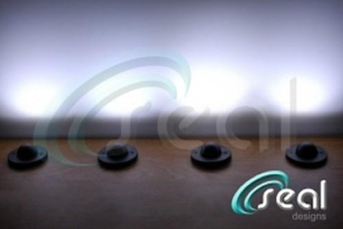 Domed Decking Lights