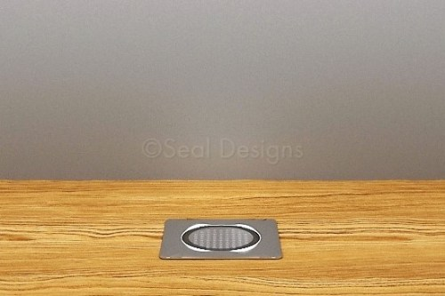 10 x 30mm Kit – Warm White Stainless Steel Square Bezel
