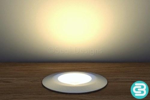 316 Grade Deck Light – Warm White