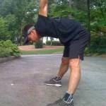 crossfit stretch
