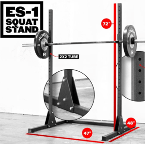 Rogue ES-1 Econ Squat Stand Reviews