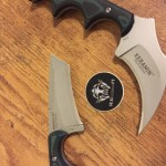 Gear Review: CRKT Keramin and Minimalist Fixed Blade Knives