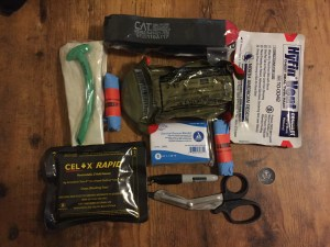 Gear Review: Rescue Essentials 5.11 UCR IFAK (Individual First Aid Kit)