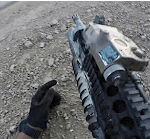 Helmet Cam Footage Of US Special Forces In Action In The Afghan Desert