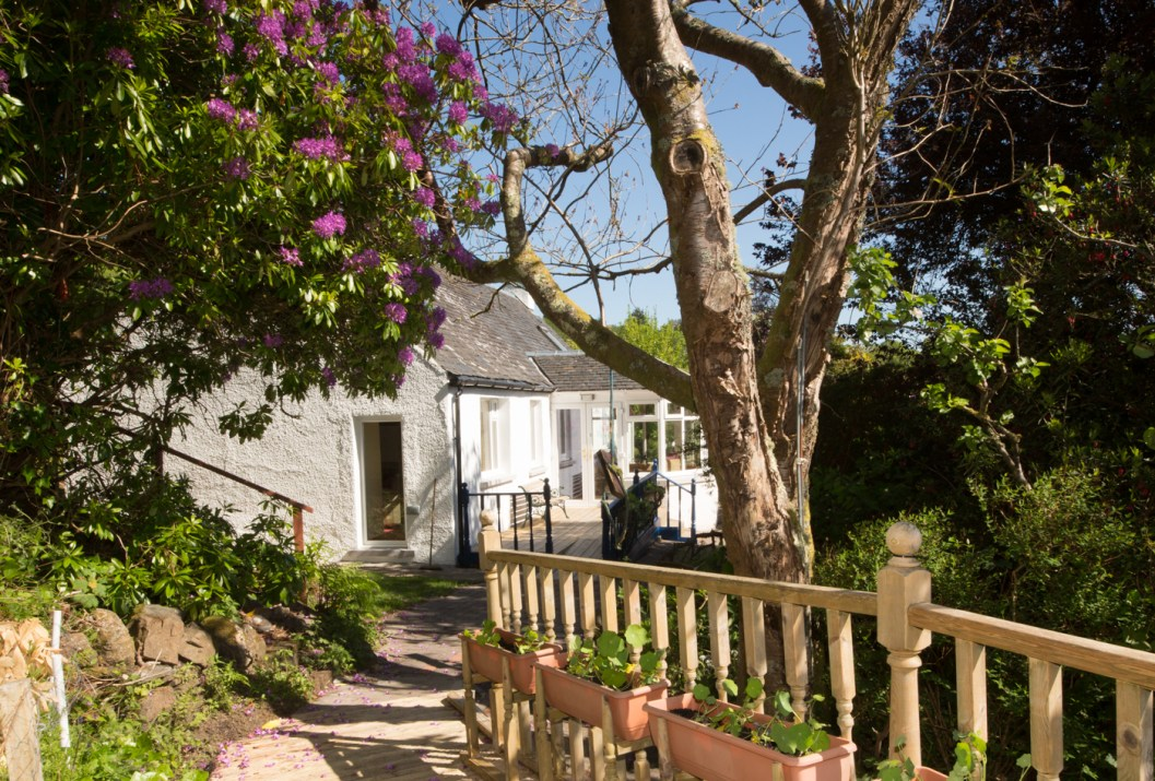 Holiday cottage near Oban