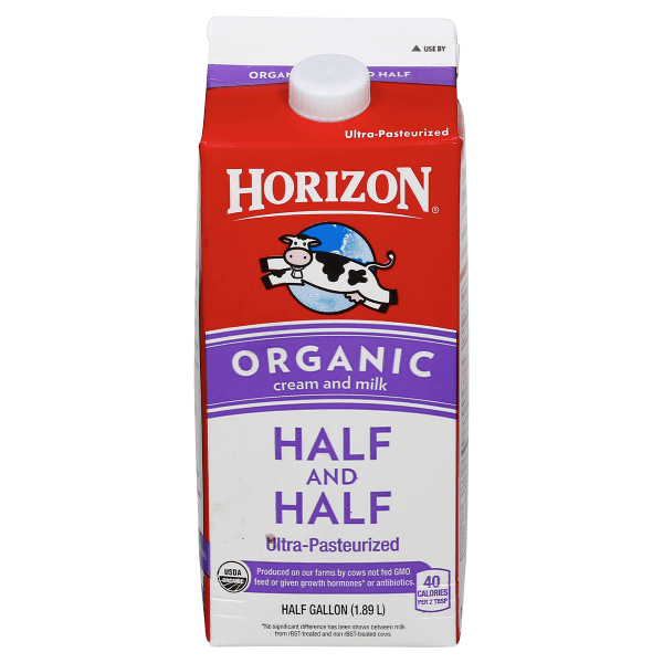 Horizon Organic Half and Half