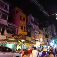 Bustling Bui Vien, Vietnam 2016