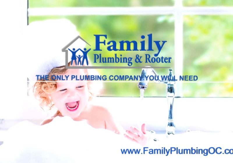 Video production for Orange County, CA plumbing and rooter company, Family Plumbing.