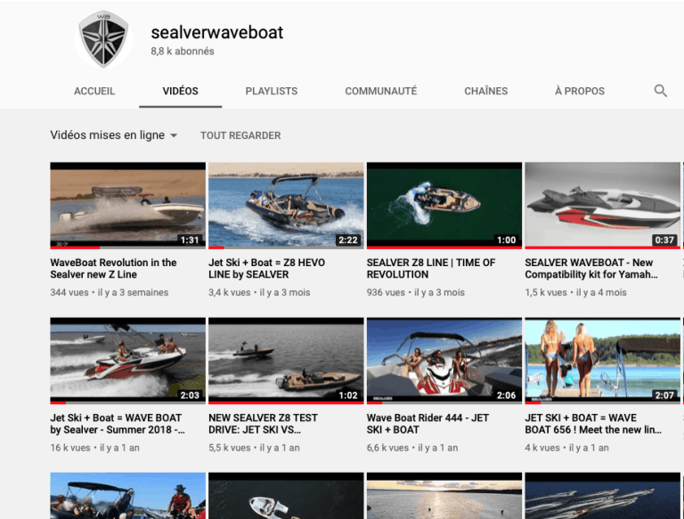 Sealver Wave boat, waveboat, jet boat, bateau jet, youtube channel, chaine youtube, vidéo tests bateaux, Boat testing video, wakeboard video, wakeboard, Sealver day, chaine jetski wave boat, Soeur Boisson, championne de wake, wake boarding champion