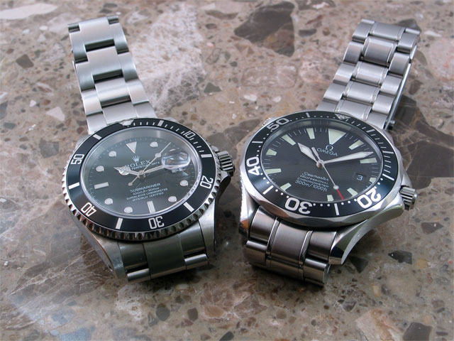 1cae62ef20a Comparative Review of the Omega Seamaster Professional Model2254 ...