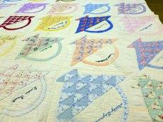 Friendship signature quilt