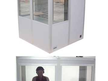 INTERPRETERS BOOTHS