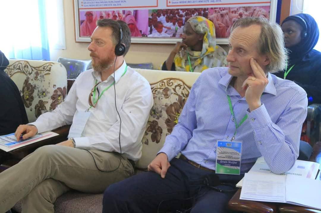 Launch of Education for Light III Project PUNTLAND SOMALIA puntland 6