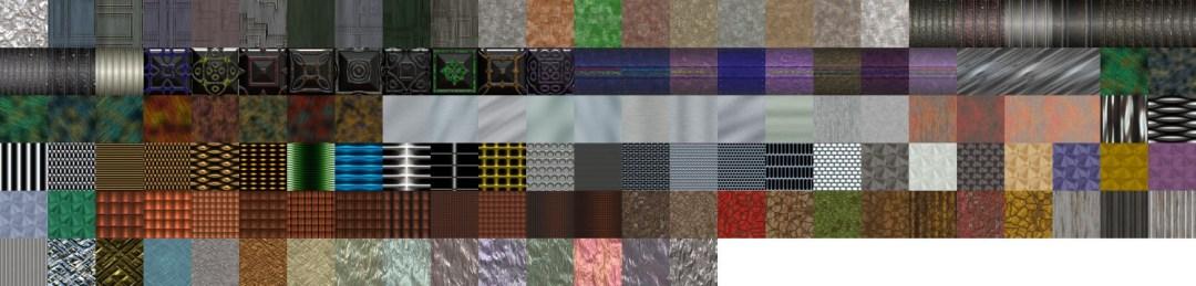 Textures Unleashed Volume 13: Metal II