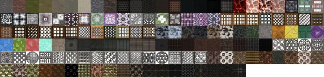 Textures Unleashed Volume 22: Metal III