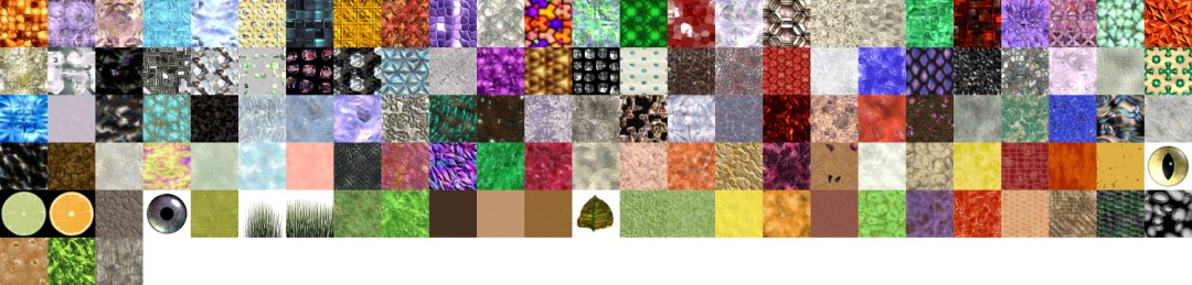 Textures Unleashed Volume 11: Crystals