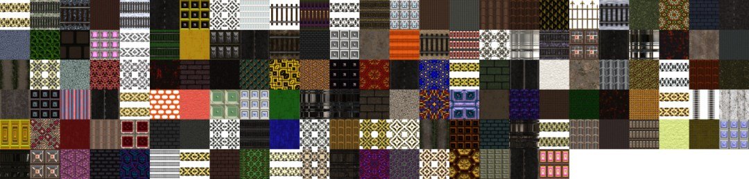 Textures Unleashed 28: Misc