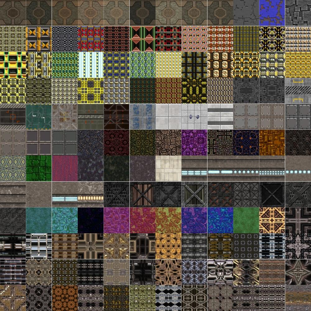 Volume 17: Floor & Wall