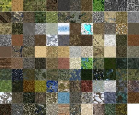 Volume 4: Terrain