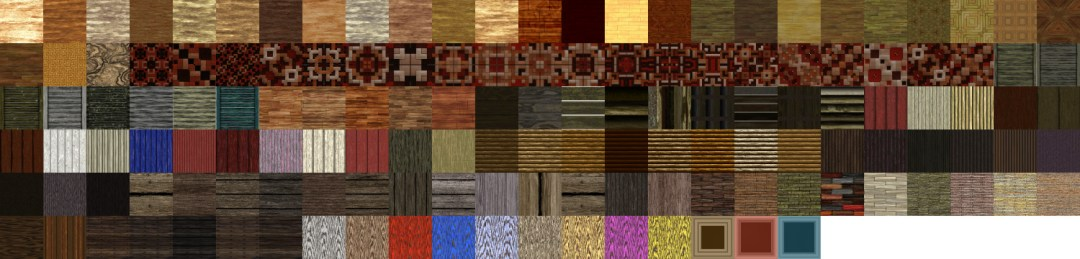 Textures Unleashed 36: Wood IV