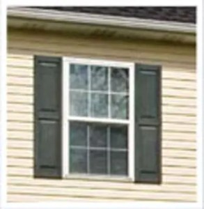 House Exterior Accent Window Accents