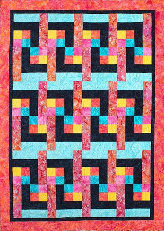 Top US quilting blog and shop, Seams Like a Dream Quilt Designs, explains quilt settings  in Quilter's Alphabet series! Click here!